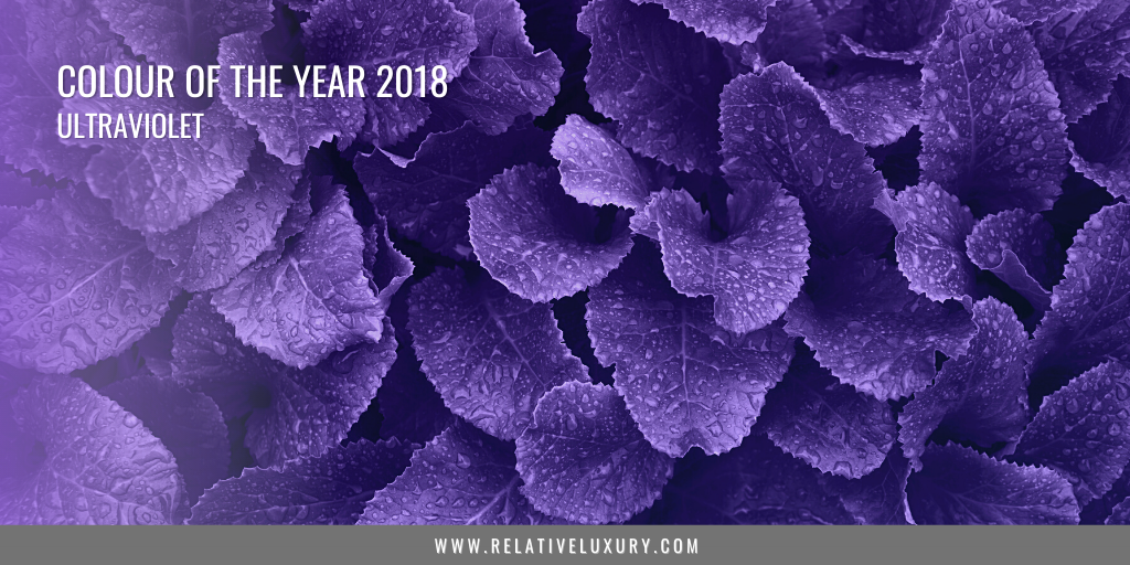 Pantone Colour of the Year 2018 Blog Banner