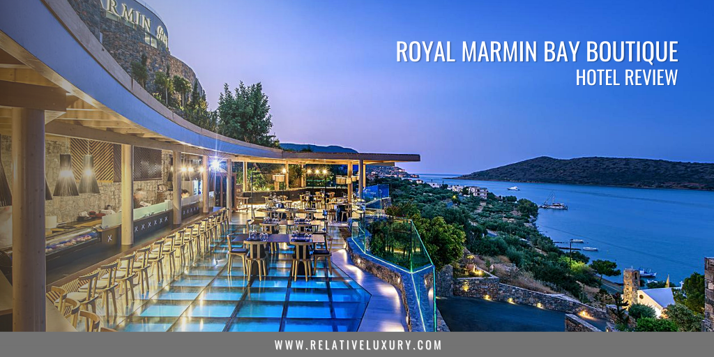 Royal Marmin Bay Hotel Review Blog Banner