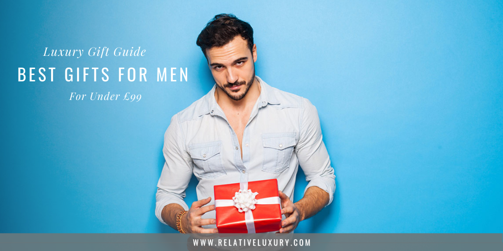 Best Men's Gifts for Under £99 Blog Banner