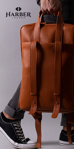 Visit Harber London for luxury leather gifts for men, travel and more.